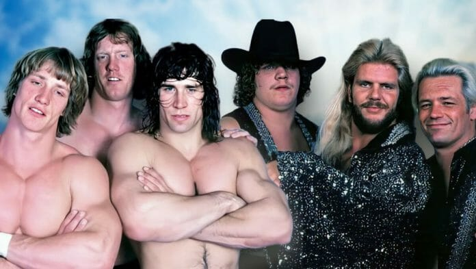 The Von Erichs and The Fabulous Freebirds had one of the greatest feuds in wrestling history.