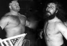 Leon White (Vader) and His Horrible Rookie Mistake Against Bruiser Brody