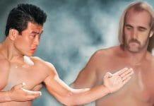 Hiro Matsuda - The Man Who Broke Hulk Hogan's Leg!