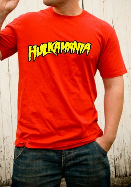 The Hulkamania shirt, which sold so well over the decades, helped Marvel pocket over half a million dollars.