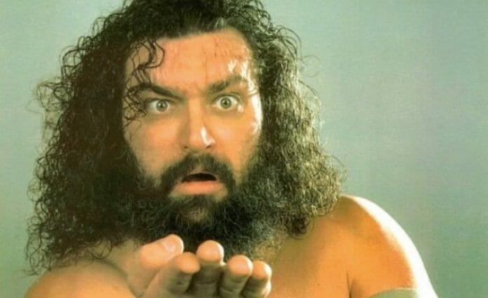 Bruiser Brody still held in high regard by the fans and missed greatly.