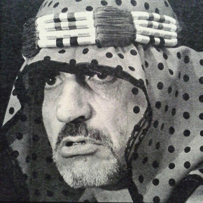 Ed Farhat, The Original Sheik.