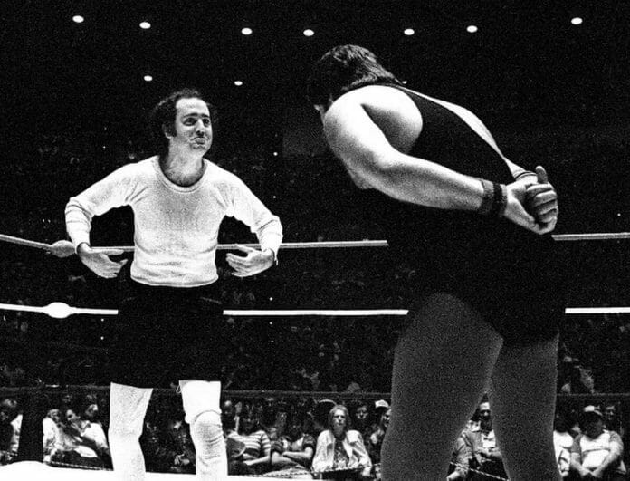Andy Kaufman exasperated the fans and Jerry Lawler like no other.