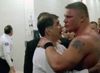 Brock Lesnar Nearly Plunged WrestleMania 19 into Tragedy