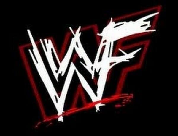 Original WWF Attitude Era logo