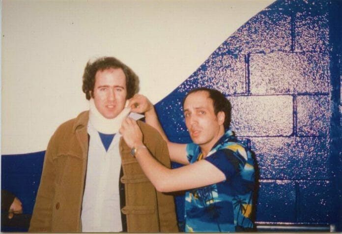 Bill Apter was crucial in getting Andy Kaufman started in wrestling after the WWF wasn't interested.