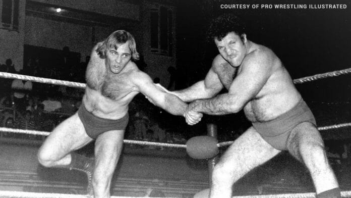 Larry Zbyszko and Bruno Sammartino would have the fans coming out in droves to watch their grudge matches leading to the Showdown at Shea.