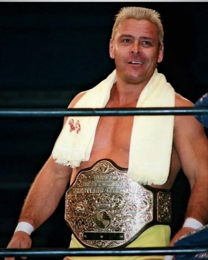 Nobody can take away Ronnie Garvin's surprising wrestling upset victory over Ric Flair at Starrcade '87.