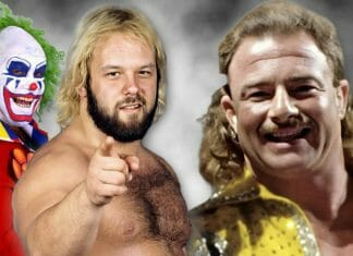 """""""I never lost a fight, but I never started one either!"""" - Brian Blair opens up about the brutal fight he had with Matt Borne (who was later known as the original Doink The Clown in the WWF)."""