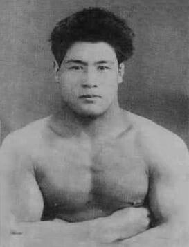 Masahiko Kimura at age 18.