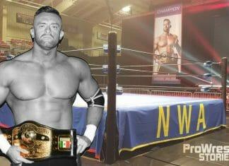 Nick Aldis | The Evolution of NWA Worlds Heavyweight Champion