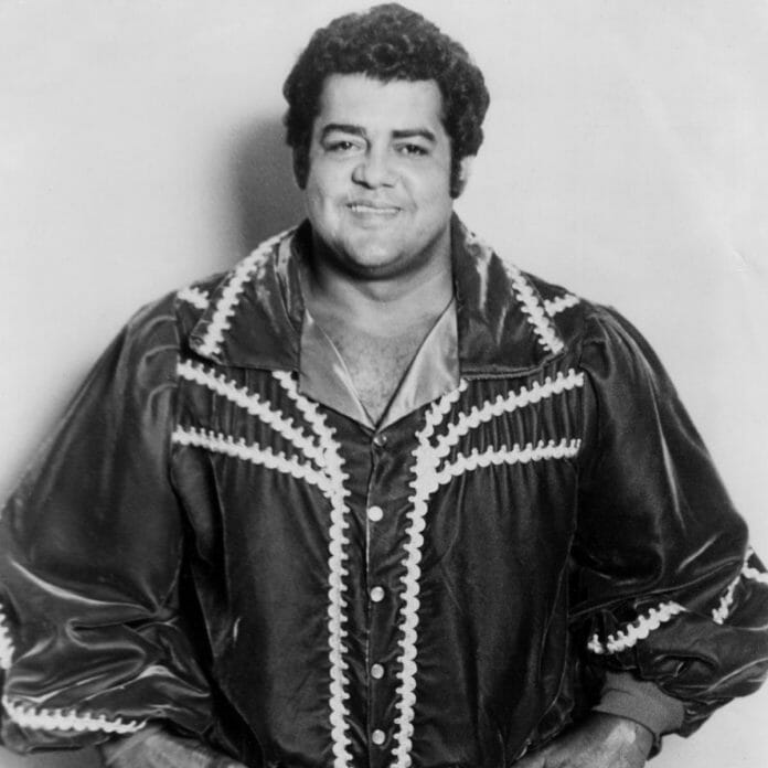 Pedro Morales (shown) and