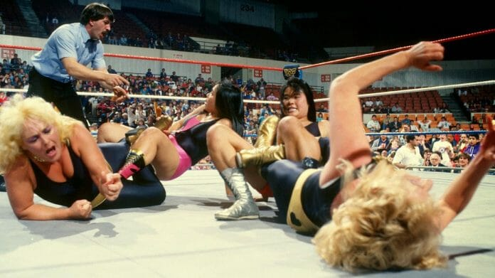 The Glamour Girls and The Jumping Bomb Angels were onto something special until according to Leilani Kai, Moolah sabotaged everything when she was no longer getting the fees she was accustomed to.
