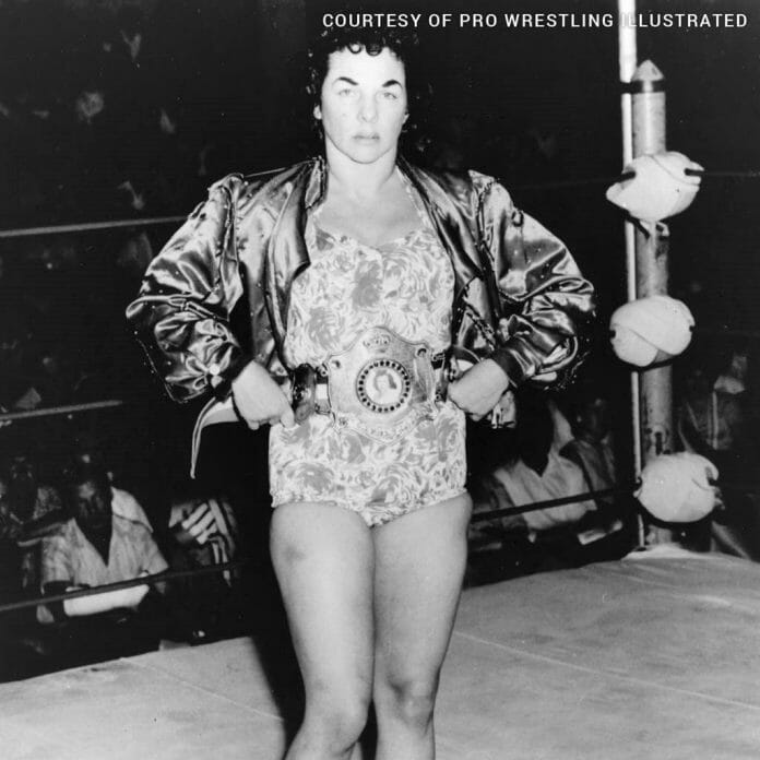 Despite her critics or the sometimes questionable tactics she may have used, Moolah went on to dominate women's wrestling like few before or after.