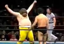 Great Antonio vs. Antonio Inoki - A Match That Almost Proved Deadly