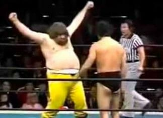 Great Antonio vs. Antonio Inoki - A Match That Almost Proved Deadly