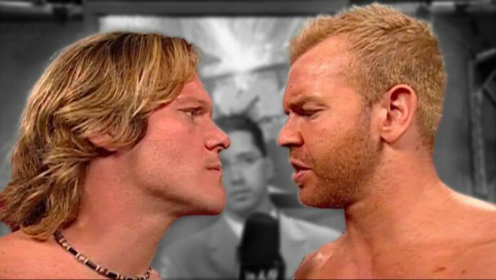 Christian and the Chris Jericho Deaf Fan Rib