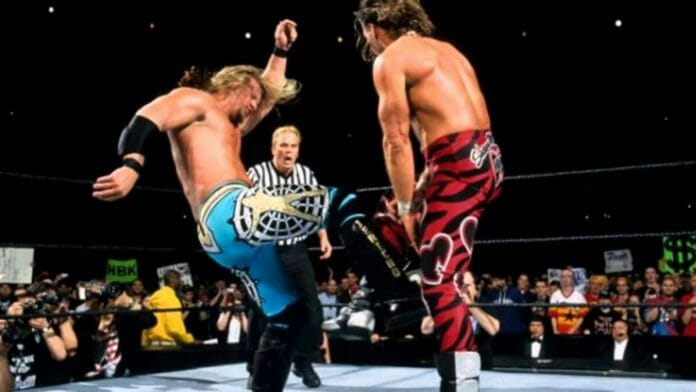 Chris Jericho and Shawn Michaels - Their Emotional, Memorable Feud