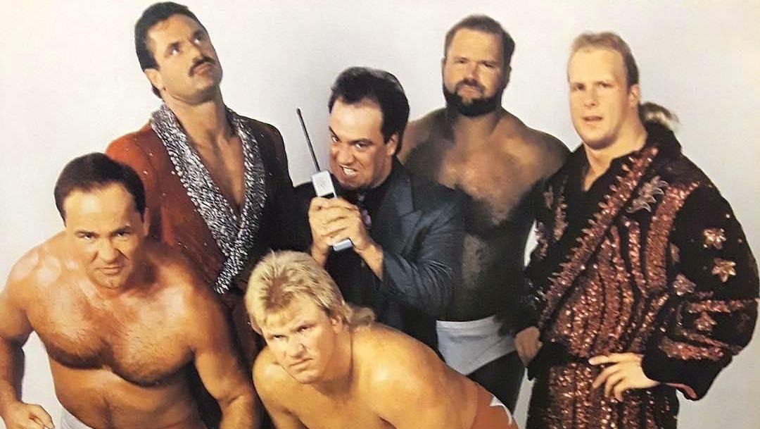 Dangerous Alliance   Their Short Yet Impactful Influence on WCW