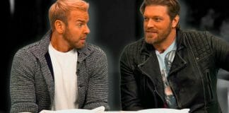 Edge and Christian talk about the time they found themselves in Wrestlers Court. [Photo: WWE]