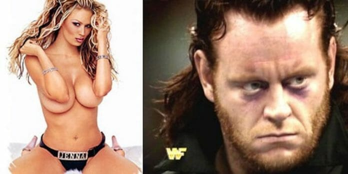 Jenna Jameson on Her Past With Undertaker, Fears He'd Kidnap Her