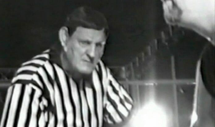 Killer Kowalski in my Wrestling Then & Now documentary.