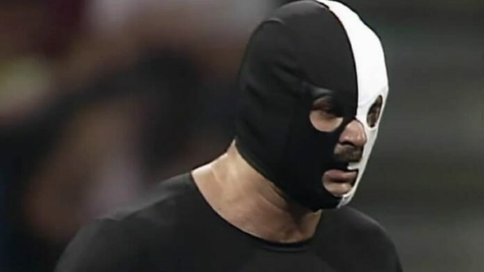 Rick Rude as The Phantom (WCW Halloween Havoc, 1991)