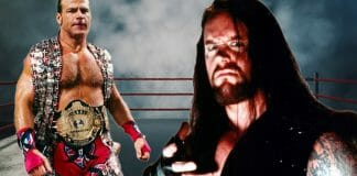 The Undertaker and Shawn Michaels Fight That Almost Was