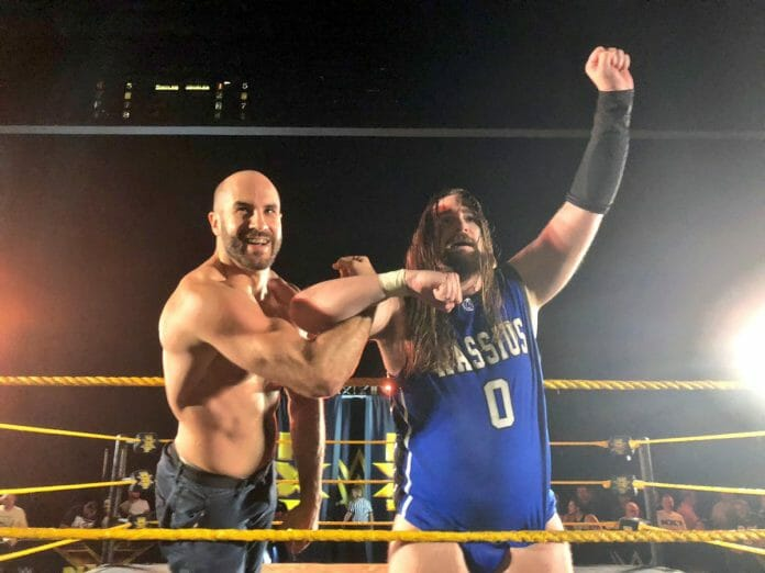 The Kings of Wrestling, Cesaro and Chris Hero