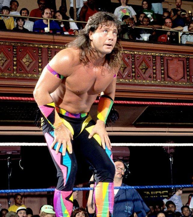 Marty Jannetty in 1993
