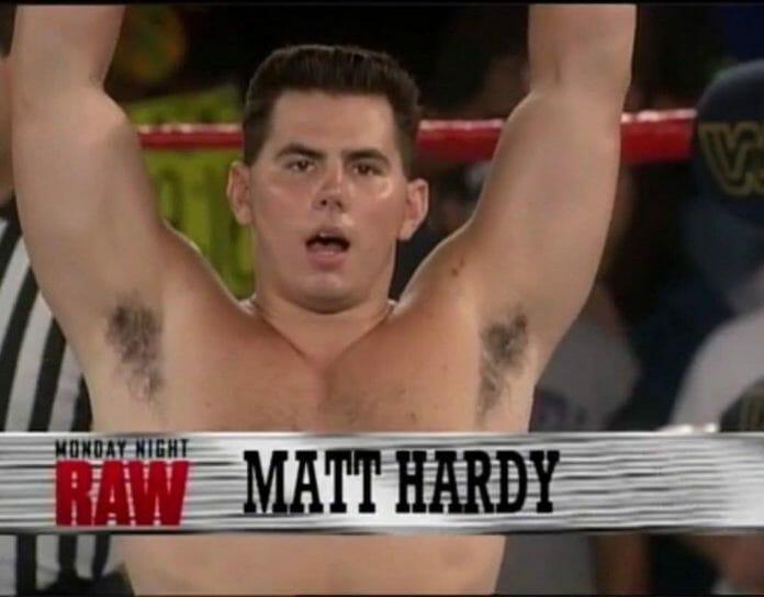 WWF jobber Matt Hardy