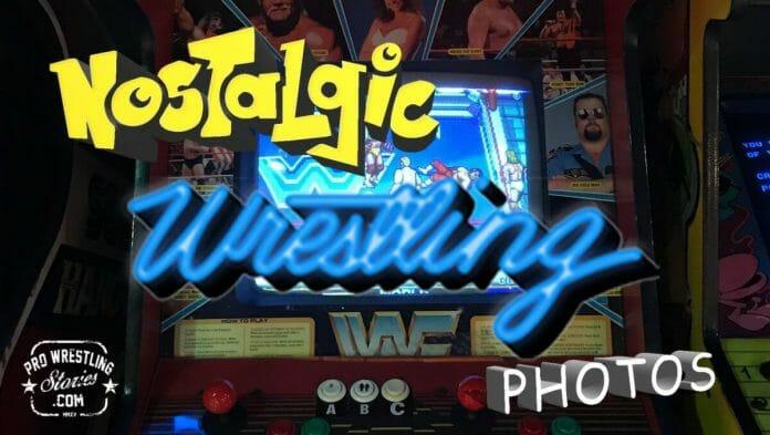 Nostalgic Wrestling Photos | 20 Photos That Will Take You Back!