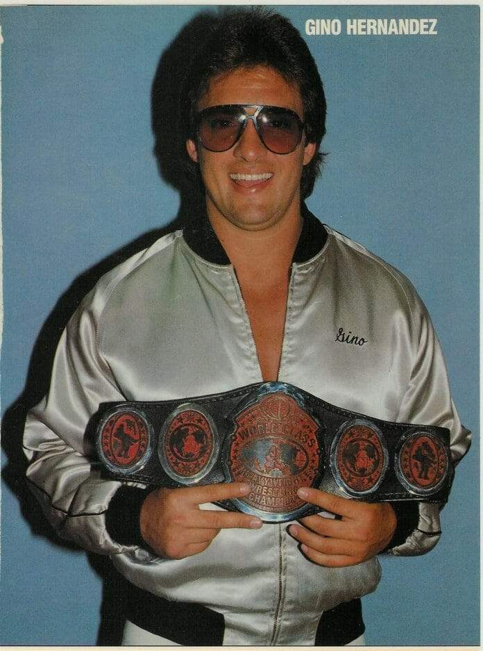We will always wonder what heights Gino Hernandez could've reached had it not been for his tragic death.