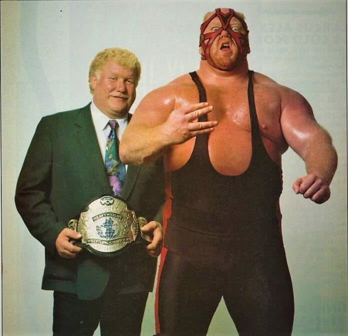 Vader had all the physical tools to stay on top, but Harley's influence on WCW management ensured that he stayed there for several years.