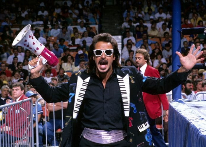 'Mouth of the South' Jimmy Hart