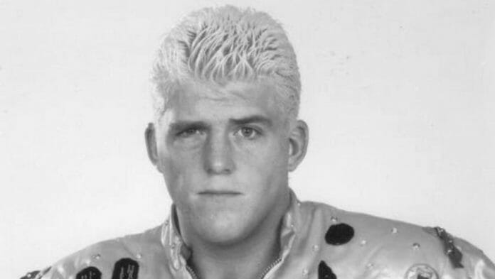 """The Natural"" Dustin Rhodes"