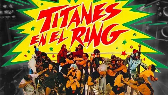 Clowns, Vikings, cavemen, mummies, mercenaries, astronauts… you name it, Titanes en el Ring had them (and much more)!