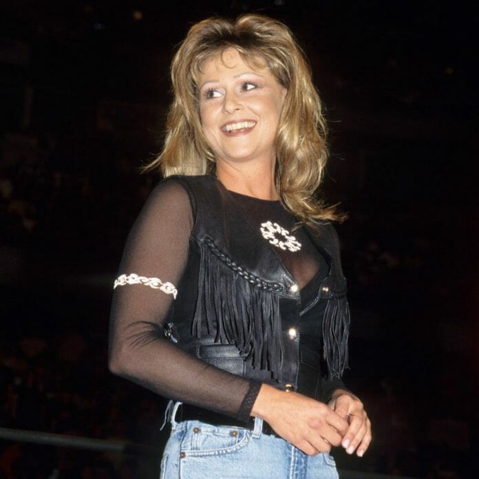 Miss Elizabeth in WCW. [Photo: WWE.com]