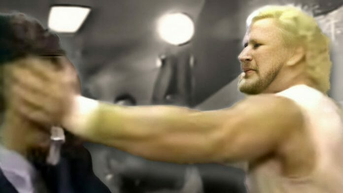 The slaps heard 'round the wrestling world. Dr. D David Schultz lets 20/20 host John Stossel know whether or not professional wrestling is real.