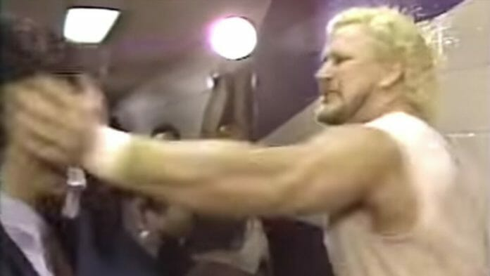David Schultz and John Stossel | Slaps Heard Round the Wrestling World