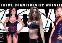 The Women of ECW: Francine, Dawn Marie, and Beulah McGillicutty.