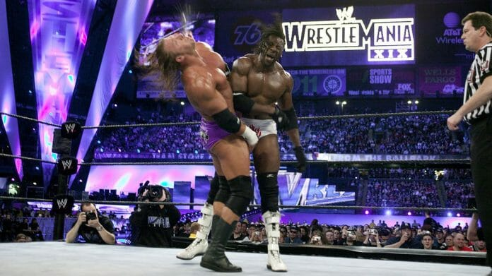 WWE Veteran Booker T Wants A Match Against Triple H In Saudi Arabia 1