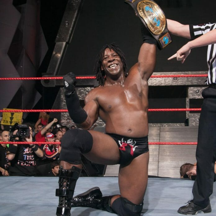 Booker T won the Intercontinental Championship shortly after WrestleMania 19.