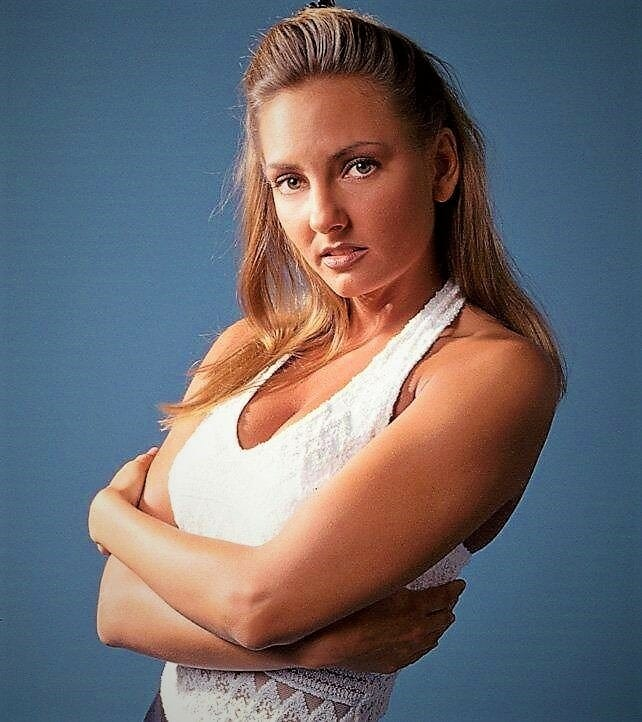 Beulah McGillicuty entered ECW after meeting Raven while she was working in one of Prince's clubs in Miami, Florida. And as she says,