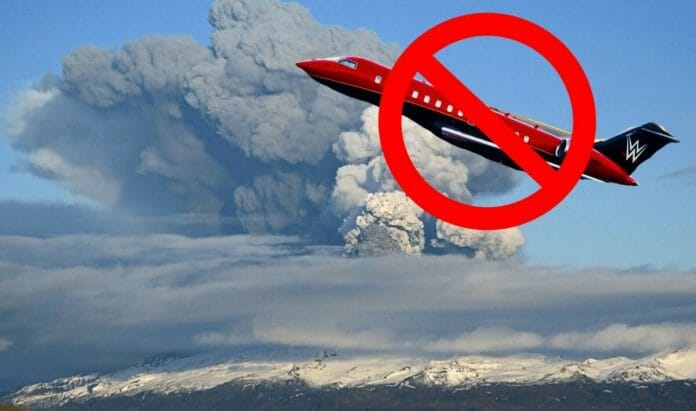 The 2010 eruptions of Eyjafjallajökull halted travel for WWE superstars in 2010. WWE RAW Nightmare! | The Volcanic Eruption That Forced Big Changes