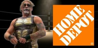Chris Jericho on How Home Depot Saved Him From Disaster