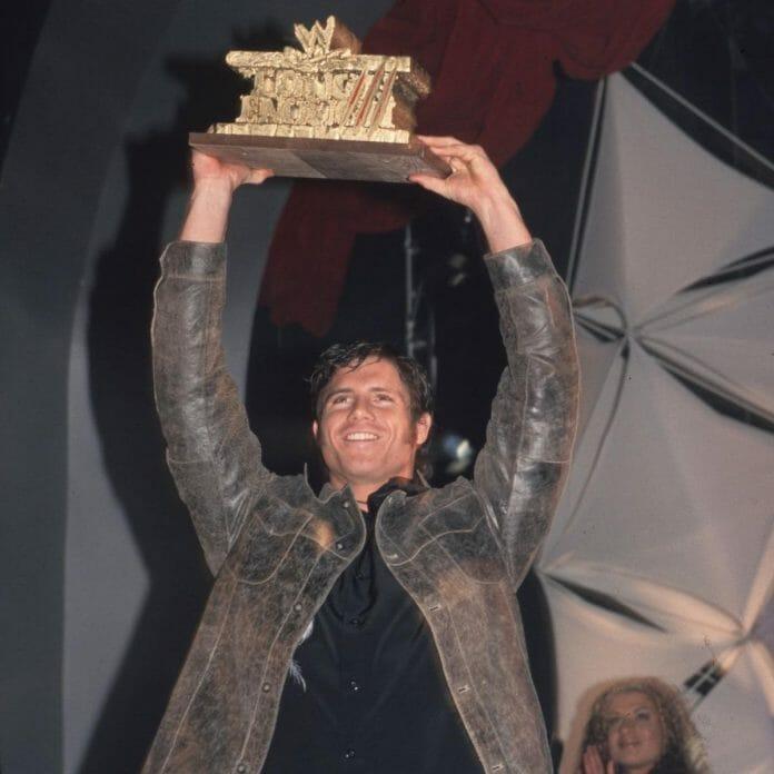 John Morrison, co-winner of WWE's Tough Enough III in 2002.