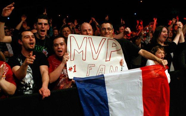 Fans in Lievin, France were lucky enough to attend the WWE event amidst the travel complications. April 15th, 2010. WWE RAW Nightmare! | The Volcanic Eruption That Forced Big Changes