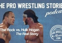 The Rock vs. Hulk Hogan - The Real Story | The Pro Wrestling Stories Podcast
