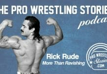 Rick Rude - More Than Ravishing | The Pro Wrestling Stories Podcast